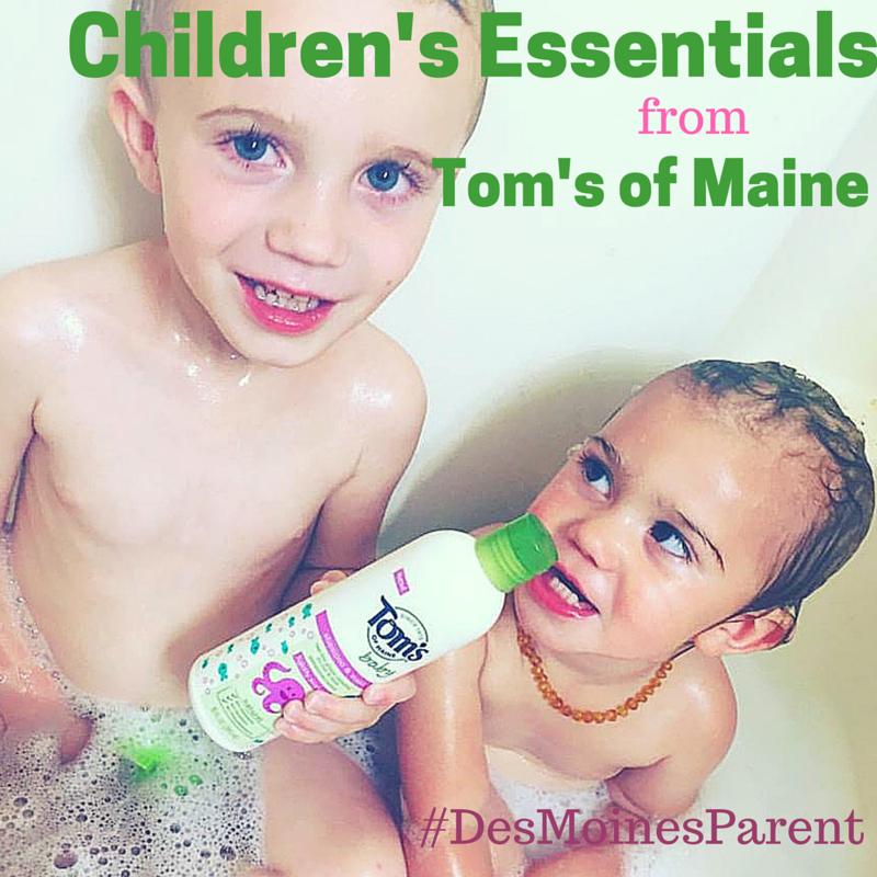 Children's Essentials from Tom's of Maine