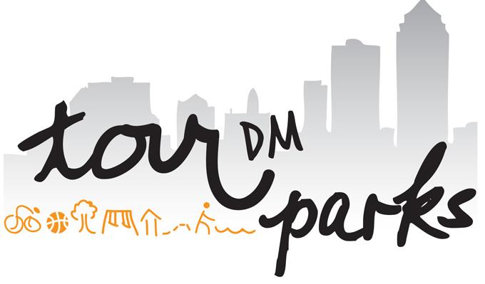 Tour Des Moines Parks!