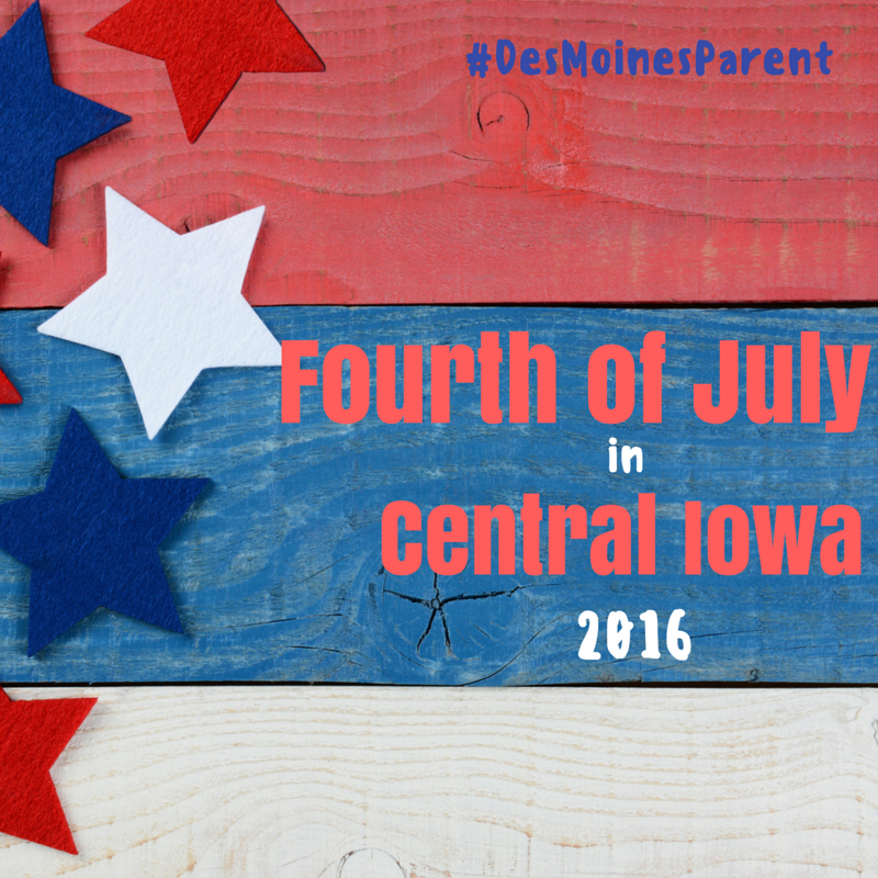 Fourth of July in Central Iowa 2016