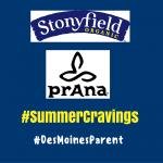 Stonyfield + prAna + Giveaway!