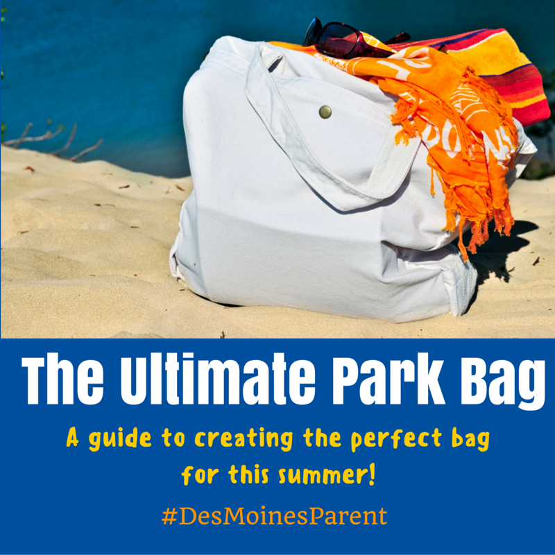 The Ultimate Park Bag!