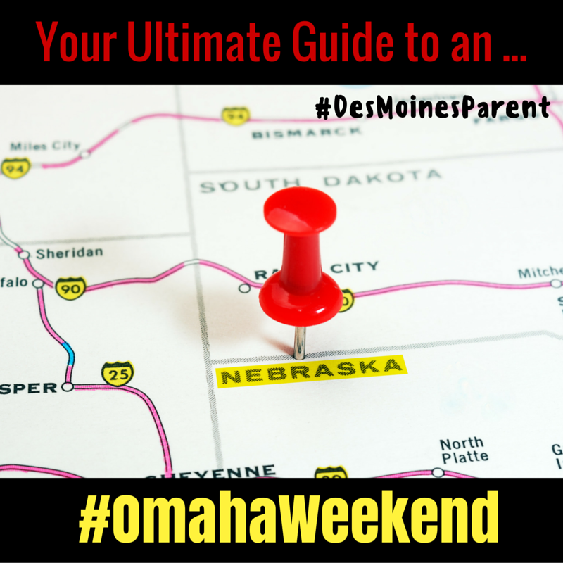 Your Ultimate Guide to an #OmahaWeekend