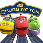 Chuggington at the Boone & Scenic Valley Railroad