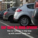 Car Care to Keep Cruisin'