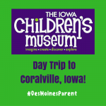 The Iowa Children's Museum: Day Trip to Coralville!