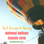 Get Carried Away: National Balloon Classic 2016
