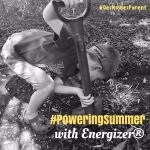 Energizer®: #PoweringSummer + Giveaway!