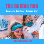 The Bubble Run: Having Good, Clean Fun … Literally!