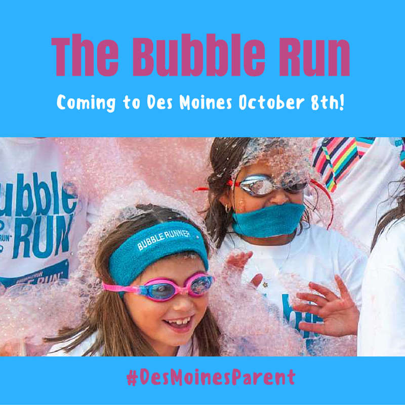 The Bubble Run: Having Good, Clean Fun … Literally!