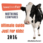 Iowa State Fair 2016: For the Kids