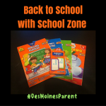 Back to School with School Zone!