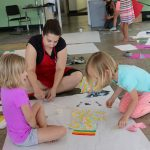 Des Moines Social Club Jr.: After School Arts-Based Program!