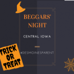 Beggars' Night in Central Iowa 2016