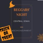 Beggars' Night in Central Iowa 2016