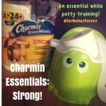 Potty Training Essential: Charmin Essential Strong!