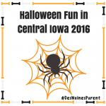 Halloween Fun in Central Iowa 2016