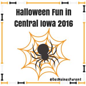Halloween Fun inCentral Iowa 2016