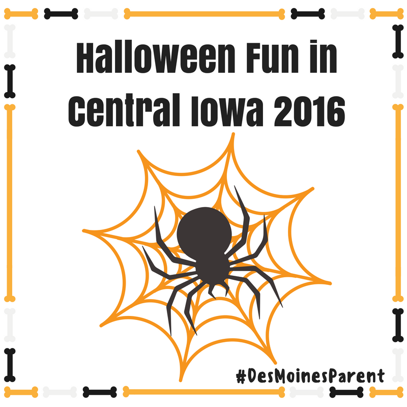 Halloween Fun in Central Iowa 2016