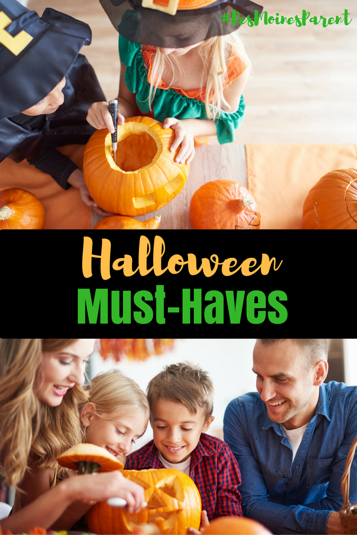 Halloween Must-Haves to Celebrate!