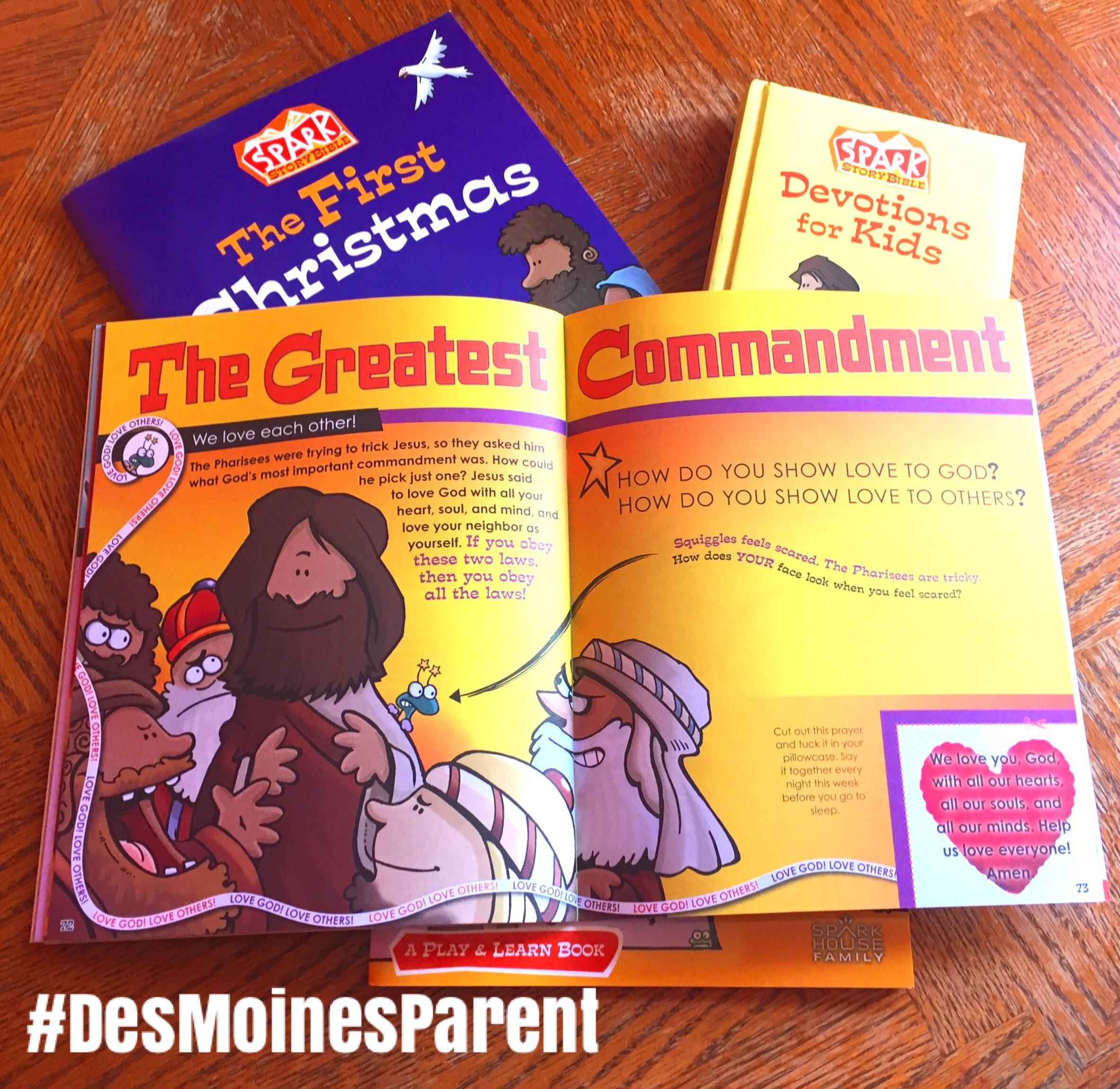 Sparkhouse Family Faith-Based Books