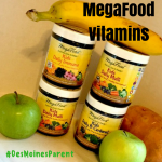 MegaFood Kids Nutrient Booster Powders for Kids!