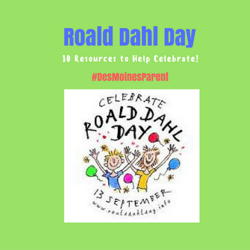 Roald Dahl Day + 10 Resources to Help Celebrate!