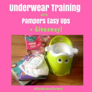 underwear-training