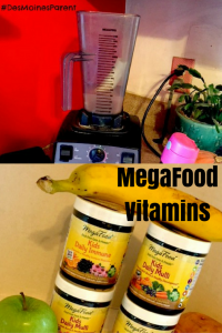MegaFood Kids Nutrient Booster Powders! Perfect to hide in your favorite smoothie!