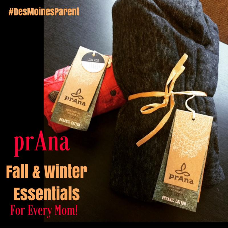 prAna Fall & Winter Essentials for Every Mom!
