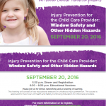 Hannah Geneser Foundation: Window Safety and Prevention