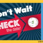 Don't Wait, Check the Date: Fire Prevention Week 2016