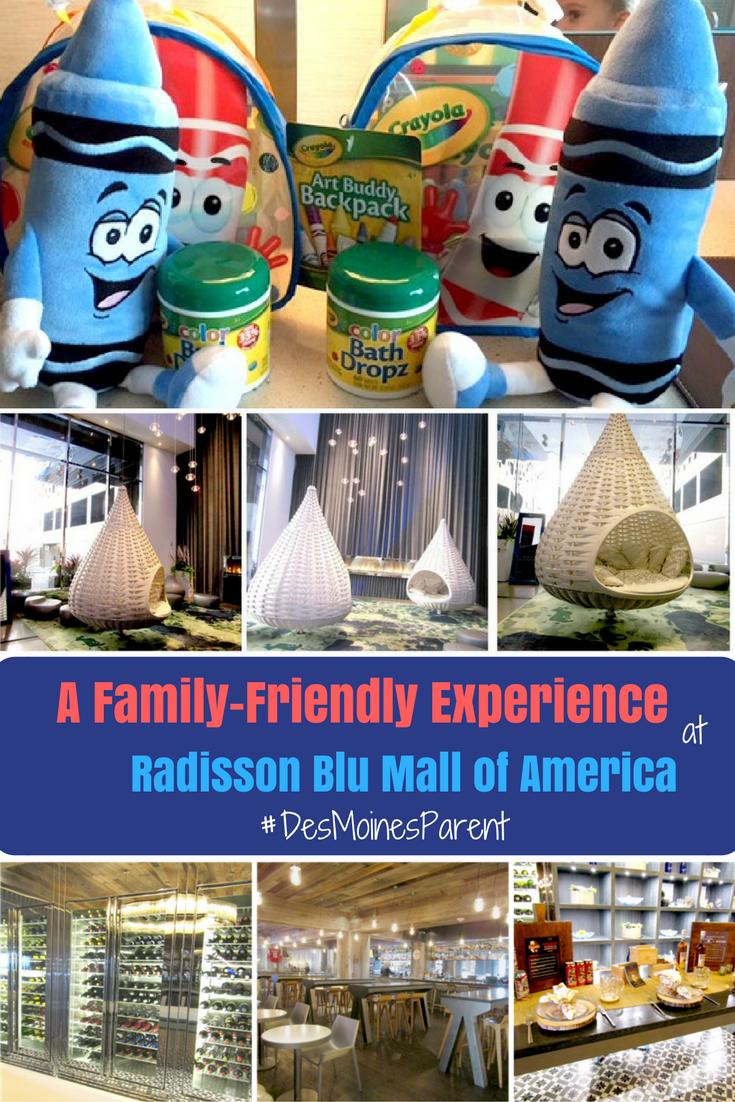 Radisson Blu Mall of America: A Family-Friendly Experience