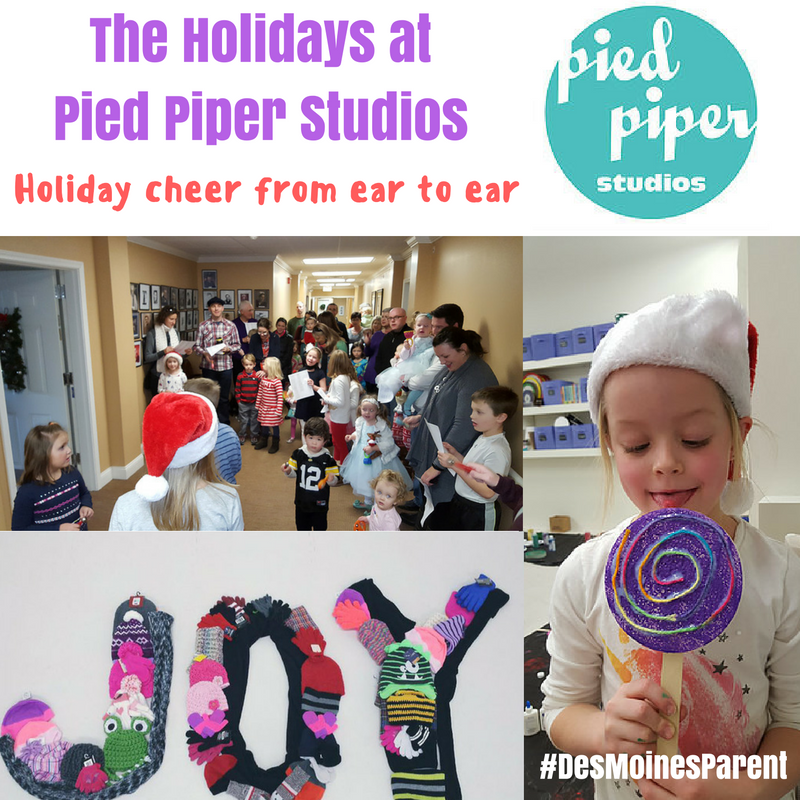 The Holidays at Pied Piper Studios