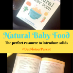 Natural Baby Food Book: A Great Resource!