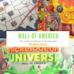 Mall of America: An Entire Weekend of Family Fun!