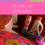 Canvas Turkeys with Dreft + Giveaway!