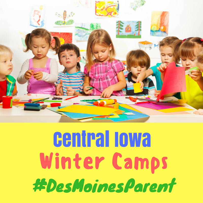 Central Iowa Winter Camps 2016