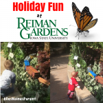 Holiday Fun at Reiman Gardens
