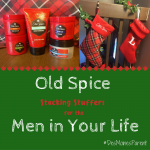 Old Spice Stocking Stuffers for the Men in Your Life