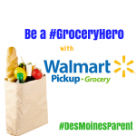 Be a #GroceryHero with Walmart Online Grocery