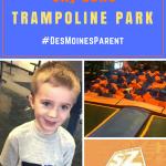 Sky Zone Trampoline Park: An Indoor Celebration