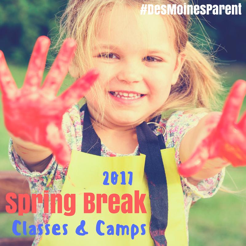 Spring Break Classes & Camps 2017