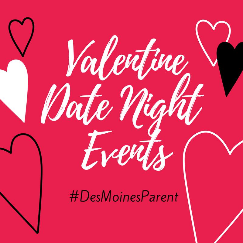 Valentine Date Night Events!