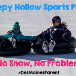 Sleepy Hollow Sports Park: No Snow, No Problem!