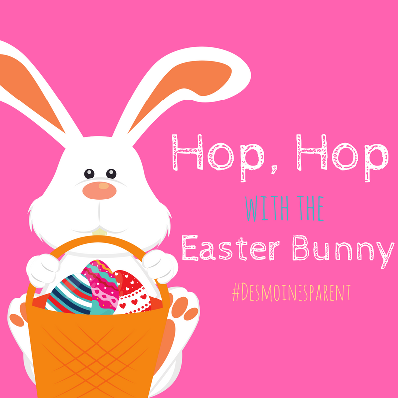 Hop, Hop with the Easter Bunny