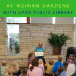 Lunch Bunch at Reiman Gardens