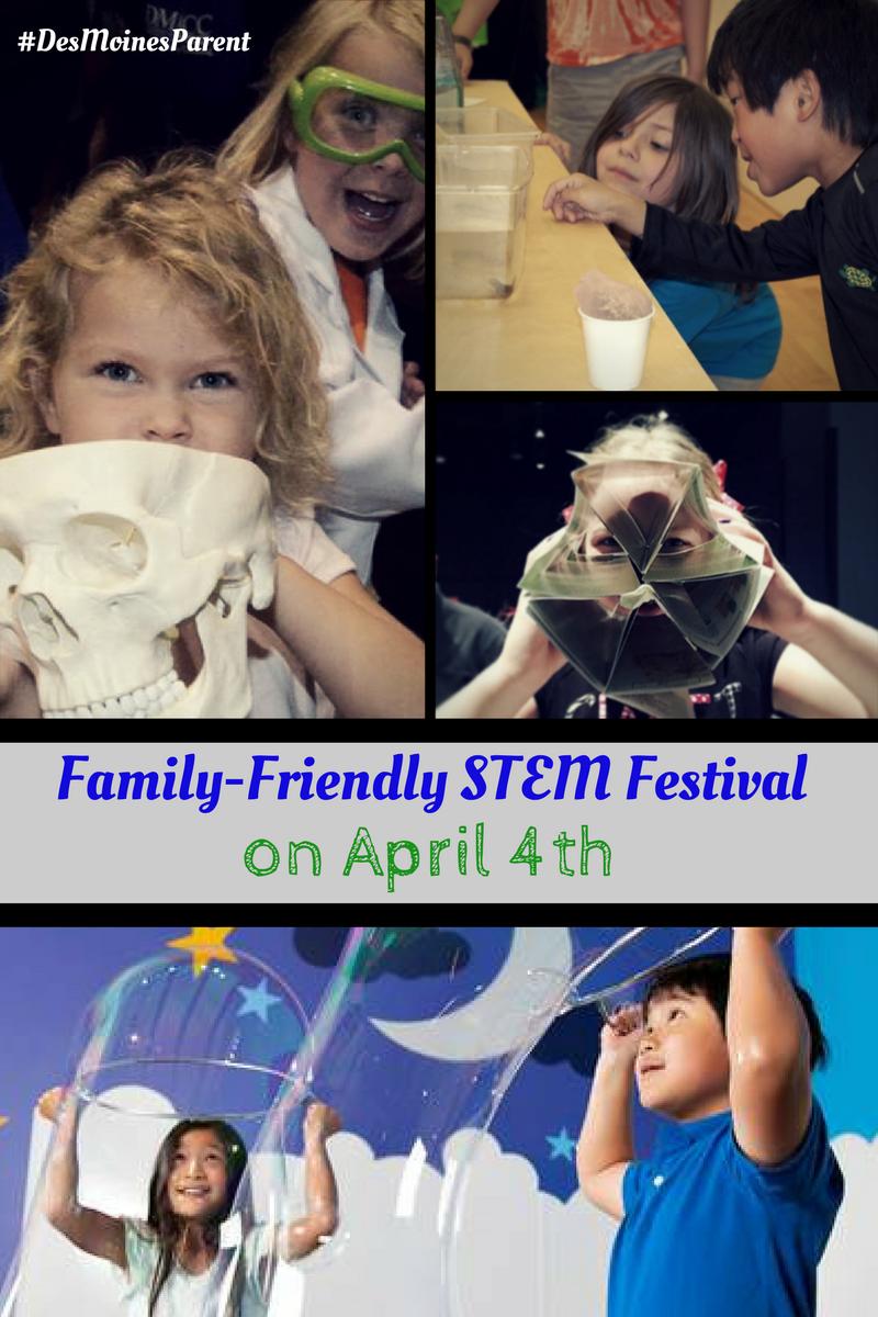 Family-Friendly STEM Festival