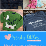 Trendy Littles: A Local, Online Store!