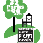 Urbandale: 32 Parks in 90 Days Challenge 2017