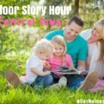 Outdoor Story Hour in Central Iowa